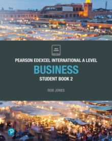 Pearson Edexcel IAL Business - Student Book 2 - 9781292239163
