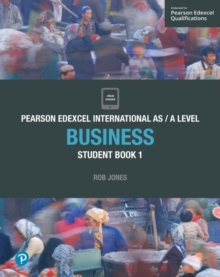 Pearson Edexcel IAS Business - Student Book 1 - 9781292239170