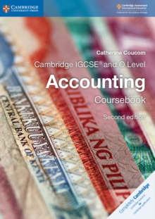 Cambridge IGCSE (R) and O Level Accounting Coursebook - Coucom Catherine - 9781316502778