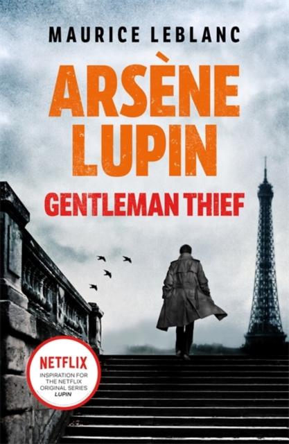 ARS NE LUPIN GENTLEMAN-THIEF - 9781398706248