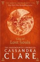 MORTAL INSTRUMENTS - BK5 - CITY OF LOST SOULS -  Cassandra Clare - 9781406362206