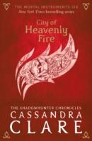 MORTAL INSTRUMENTS - BK6 - CITY OF HEAVENLY FIRE -  Cassandra Clare - 9781406362213