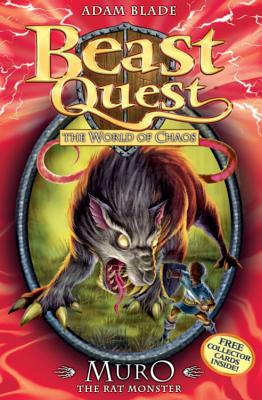 BEAST QUEST - 32 - MURO RAT MONSTER -  Adam Blade - 9781408307243