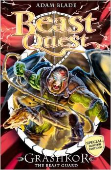 BEAST QUEST - BUMPER - GRASHKOR -  Adam Blade - 9781408315170
