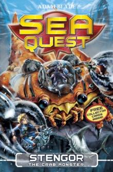 Sea Quest - Special 1 - Stengor The Crab Monster -  Adam Blade - 9781408318522
