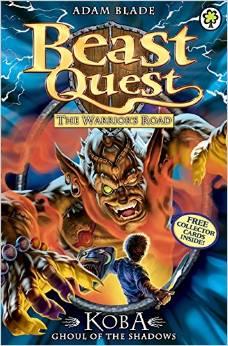 BEAST QUEST - 78 - GHOUL OF SHADOWS -  Adam Blade - 9781408324073