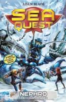 Sea Quest - 10 - Nephro The Ice Lobster -  Adam Blade - 9781408328552