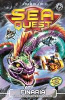 Sea Quest - 11 - Finaria The Savage Sea Snake -  Adam Blade - 9781408328576