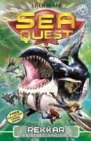 Sea Quest - 13 - Rekkar The Screeching Orca -  Adam Blade - 9781408328613