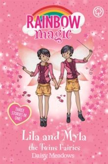 Rainbow Magic - Special - Lila And Myla The Twins Fairies -  Daisy Meadows - 9781408330661
