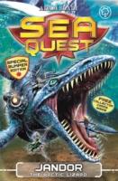 Sea Quest - Special 5 - Jandor The Arctic Lizard -  Adam Blade - 9781408334690