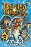 BEAST QUEST - 87 - STYRO THE SNAPPING BRUTE -  Adam Blade - 9781408339862