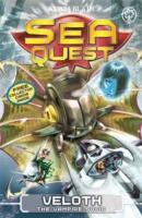 Sea Quest - 25 - Veloth The Vampire Squid -  Adam Blade - 9781408340646