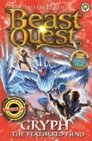 BEAST QUEST - 91 - GRYPH THE FEATHERED FIEND -  Adam Blade - 9781408340769