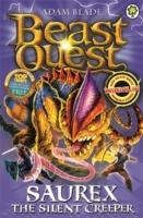 BEAST QUEST - 94 - SAUREX THE SILENT CREEPER -  Adam Blade - 9781408340844