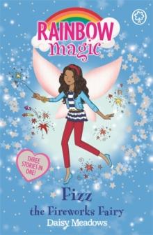 Rainbow Magic - 3 In 1 - Fizz The Fireworks Fairy -  Daisy Meadows - 9781408341001