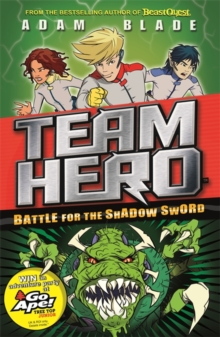 Battle for the Shadow Sword - 9781408343517