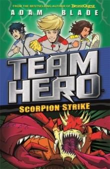 Scorpion Strike -  Adam Blade - 9781408343616