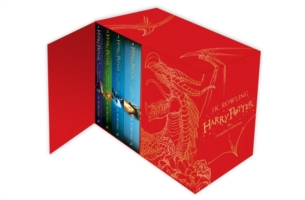 HARRY POTTER COMPLETE COLLECTION BOX SE -  J. K. Rowling - 9781408856789