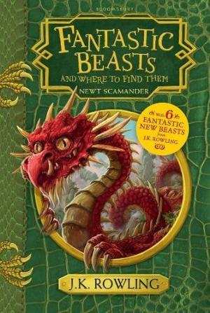 Fantastic Beasts & Where to Find Them -  J. K. Rowling - 9781408880715