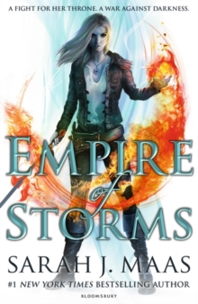 Empire of Storms - 9781408886700