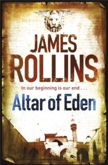 Altar of Eden -  James Rollins - 9781409117551