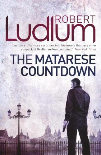 Matarese Countdown -  Robert Ludlum - 9781409119869
