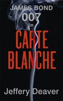 CARTE BLANCHE -  Jeffery Deaver - 9781444716467