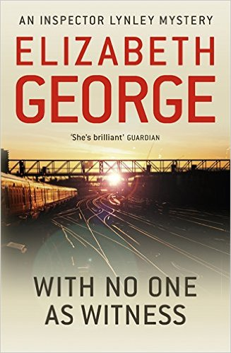 With No-One As Witness -  Elizabeth George - 9781444738384