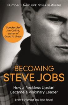 Becoming Steve Jobs -  Tetzeli Rick - 9781444762013
