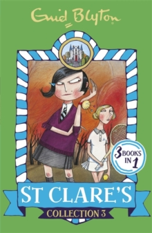 St Clares - Collection 3 -  Enid Blyton - 9781444935363