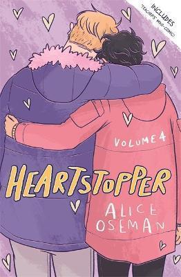 HEARTSTOPPER VOLUME FOUR - 9781444952797