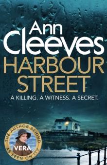 Harbour Street -  Ann Cleeves - 9781447202097