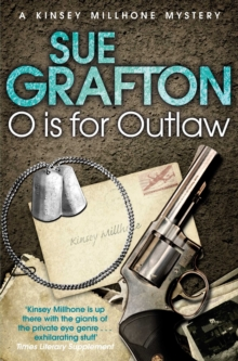 O IS FOR OUTLAW -  Sue Grafton - 9781447212362