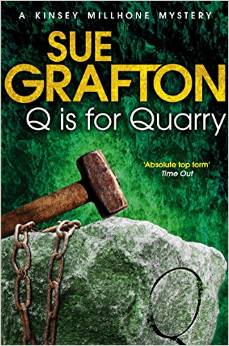 Q is for Quarry -  Sue Grafton - 9781447212386