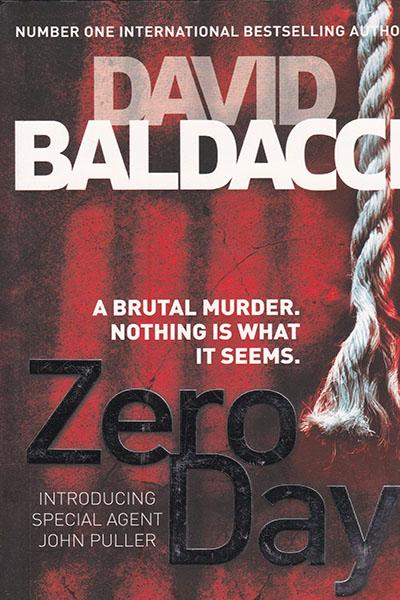 ZERO DAY - BALDACCI  DAVID - 9781447213383