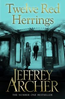 Twelve Red Herrings -  Jeffrey Archer - 9781447221883
