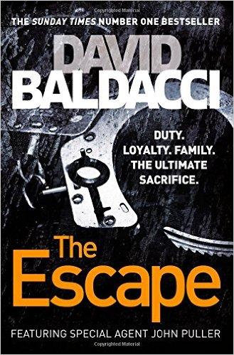 Escape -  David Baldacci - 9781447225362