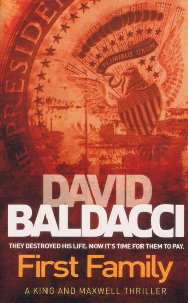 FIRST FAMILY NEC SPL -   David Baldacci - 9781447226543