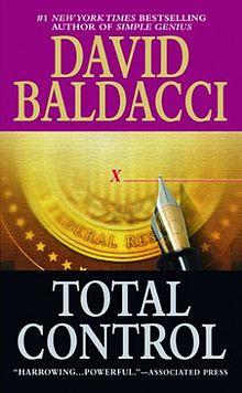 Total Control -  David Baldacci - 9781447226833
