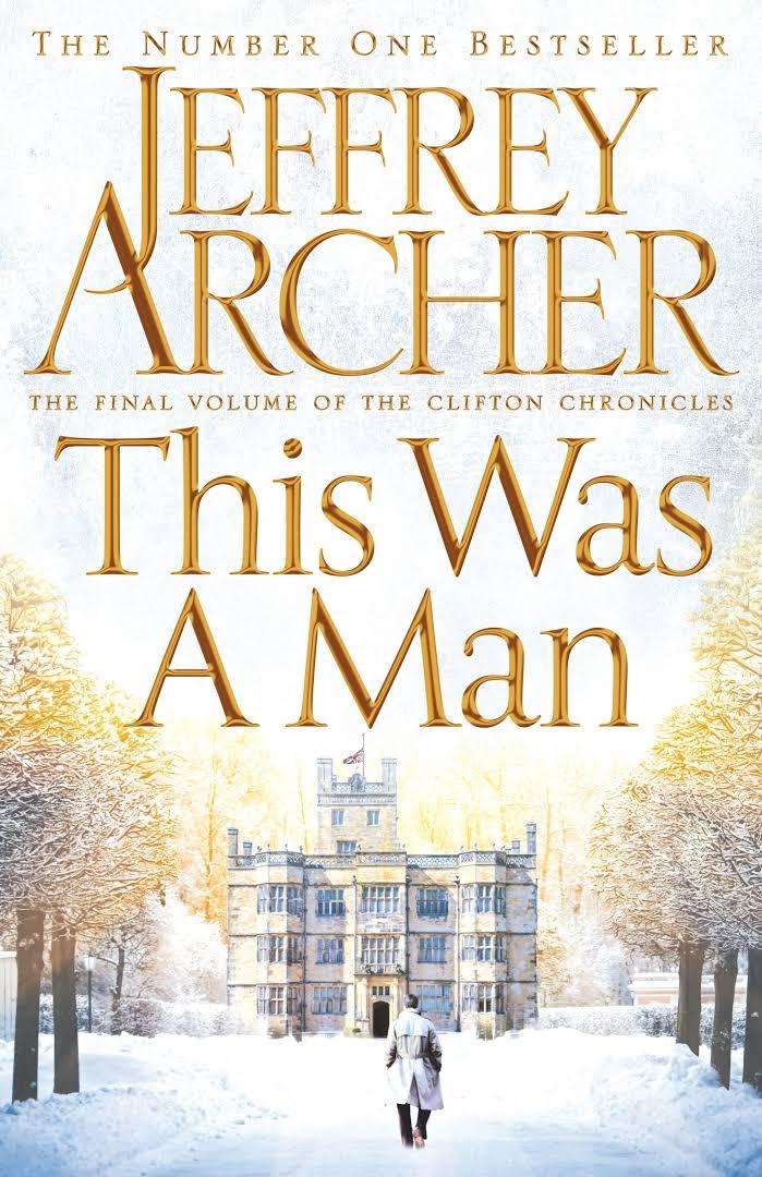 THIS WAS A MAN -  Jeffrey Archer - 9781447252245