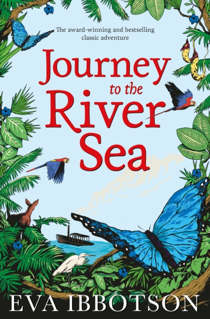 Journey to the River Sea - 9781447265689
