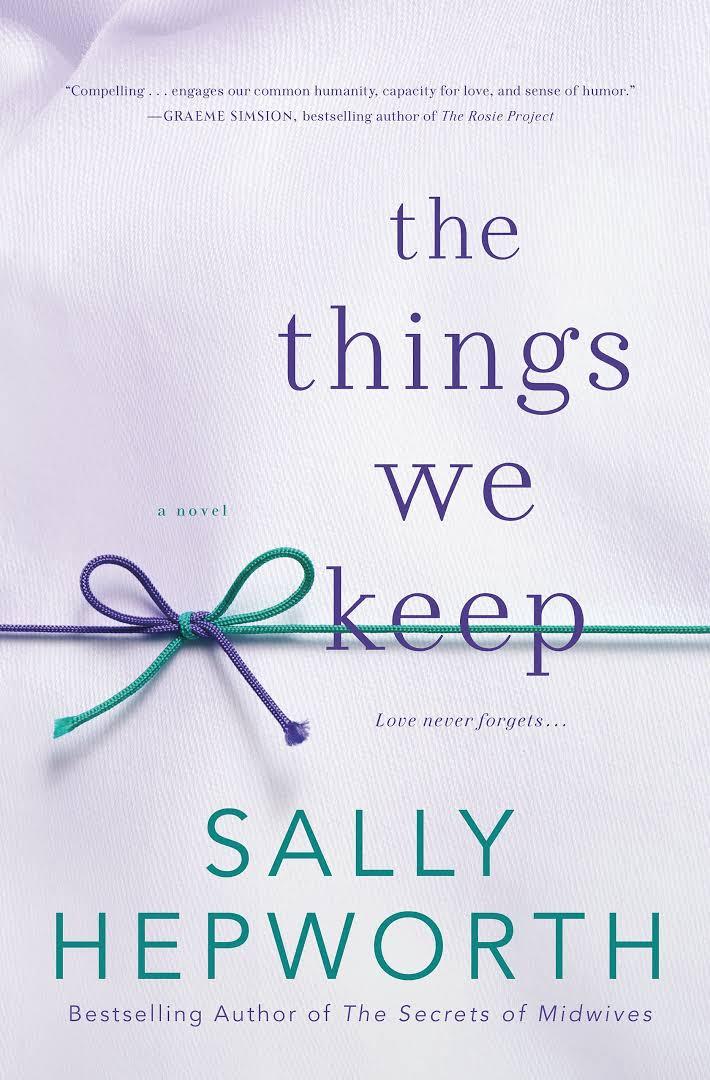 Things We Keep -  Hepworth Sally - 9781447280729