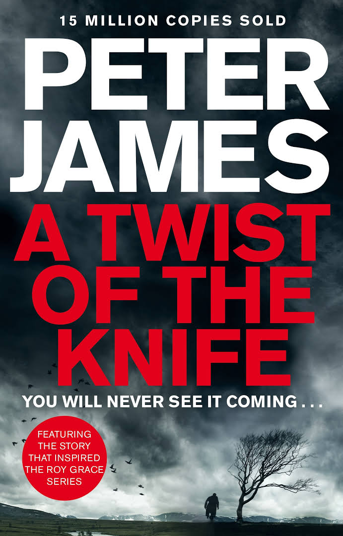 Twist Of The Knife -  Peter James - 9781447294054