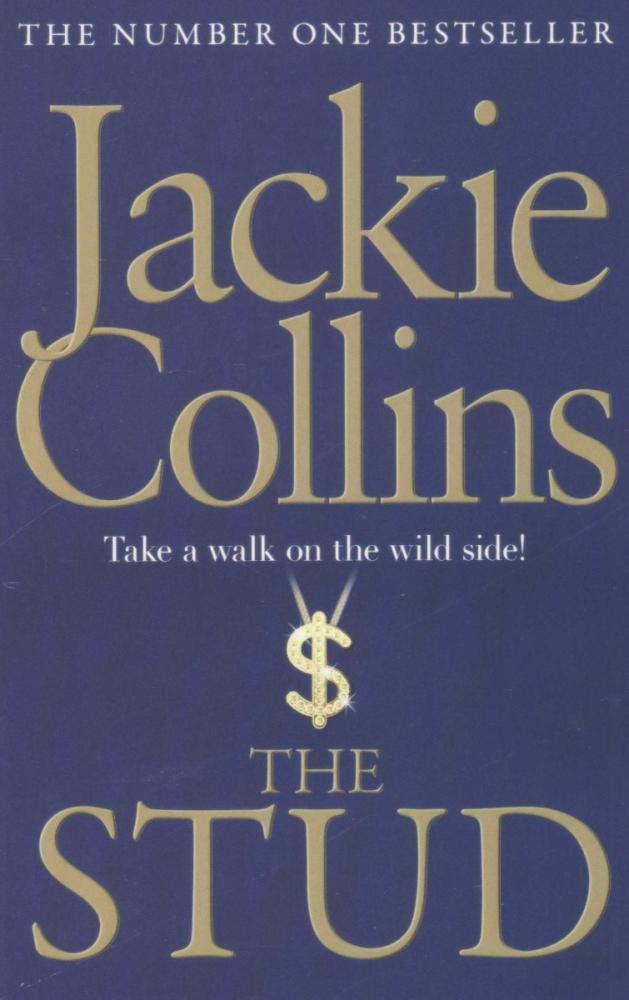 Stud -  Jackie Collins - 9781471134166
