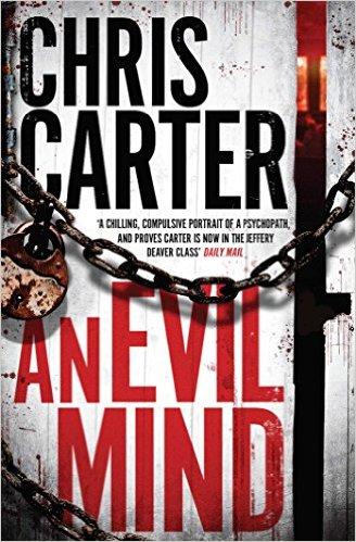AN EVIL MIND PA -  Chris Carter - 9781471139482