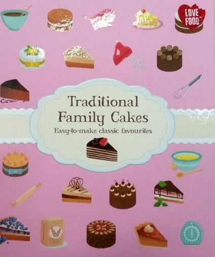 TRADITIONAL FAMILY CAKES - 9781472376923