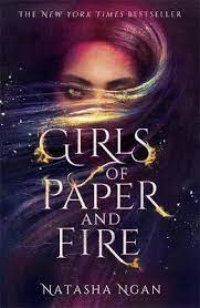 Girls of Paper and Fire - 9781473692206
