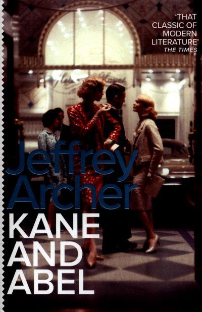 Kane and Abel - 9781509808694