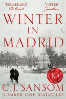 Winter in Madrid - 9781509822126